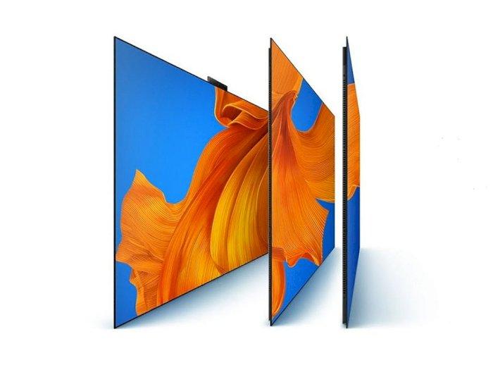 Huawei Rilis TV OLED Pertamanya dengan Refresh Rate Sebesar 120Hz!