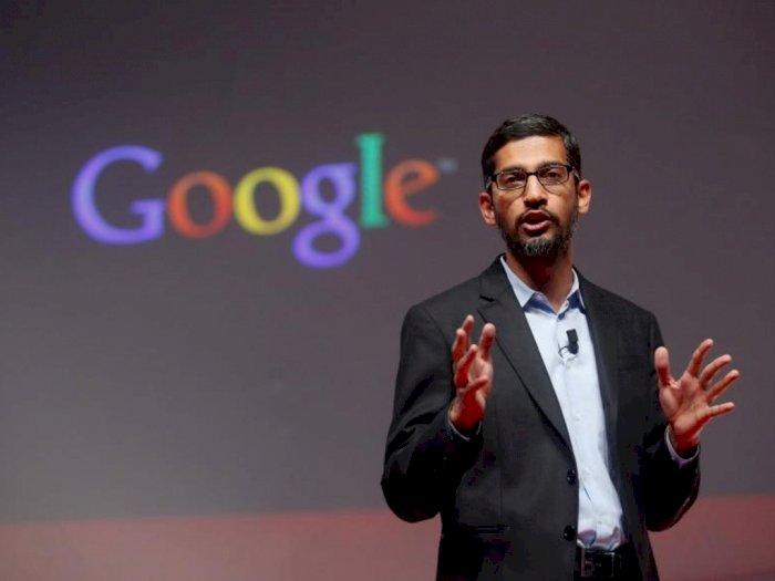 CEO Google Sumbang Rp15 M untuk Bantu Warga Miskin yang Terimbas Corona