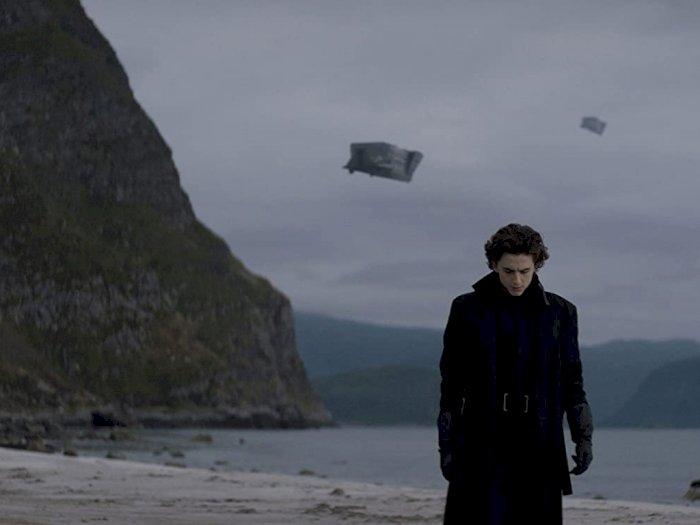 """Tampilan Perdana Timothee Chalamet Dalam Film """"Dune"""""""