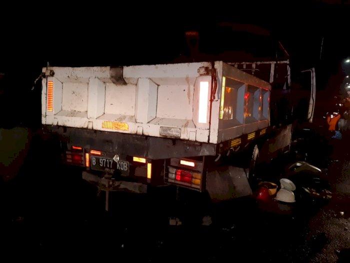 Kecelakaan di Tol JORR, 4 Pekerja Proyek Tewas
