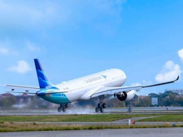 Garuda Indonesia Potong Gaji Pegawai karena Operasi Tidak Normal