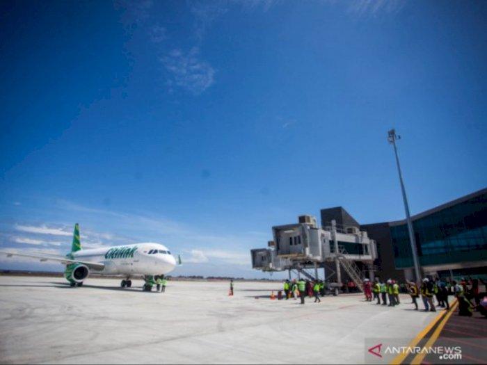 Semua Pesawat Komersil Kecuali Logistik Dilarang Terbang Mulai 24 April