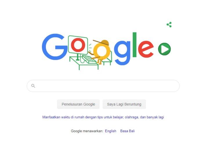 Google Tampilkan Doodle Berupa Game Programming untuk Anak-Anak!