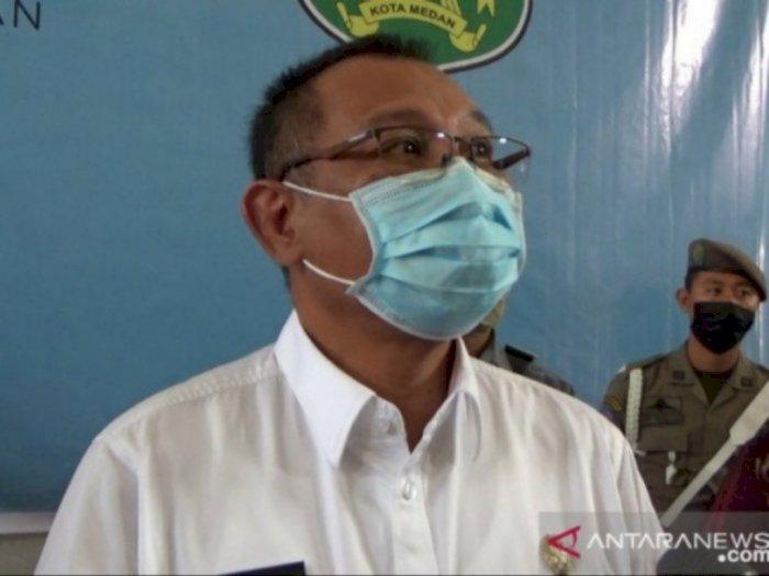 Warga Medan yang Keluar Rumah Wajib Pakai Masker, Jika Dilanggar Ada Sanksinya