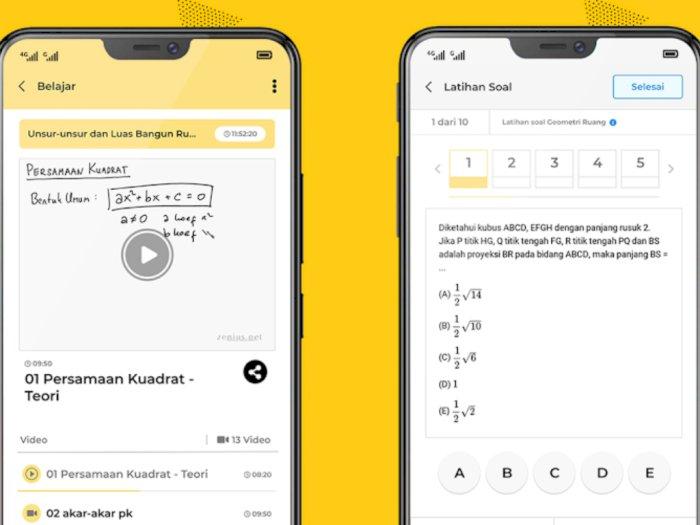 12 Aplikasi Pembelajaran Daring (Online) Gratis Terbaik di Indonesia