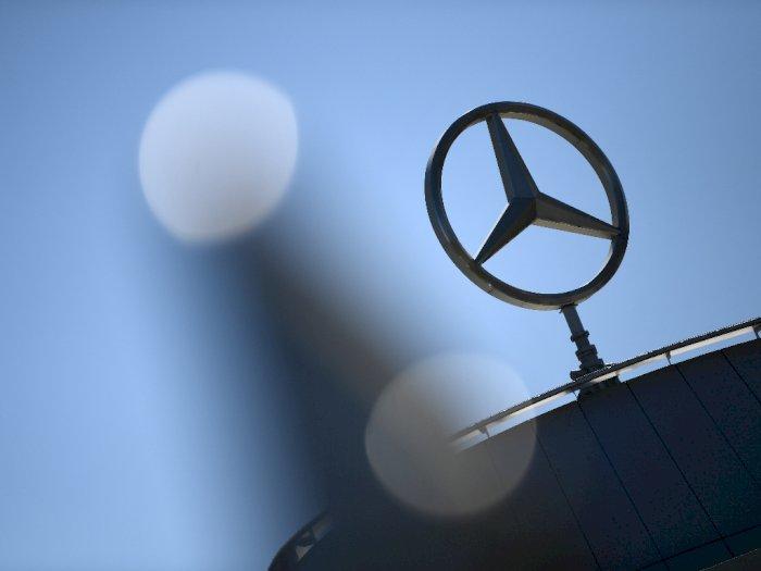 Di Tengah Pandemi COVID-19, Mercedes-Benz Didenda Rp 944,9 Miliar, Gegara Skandal Emisi