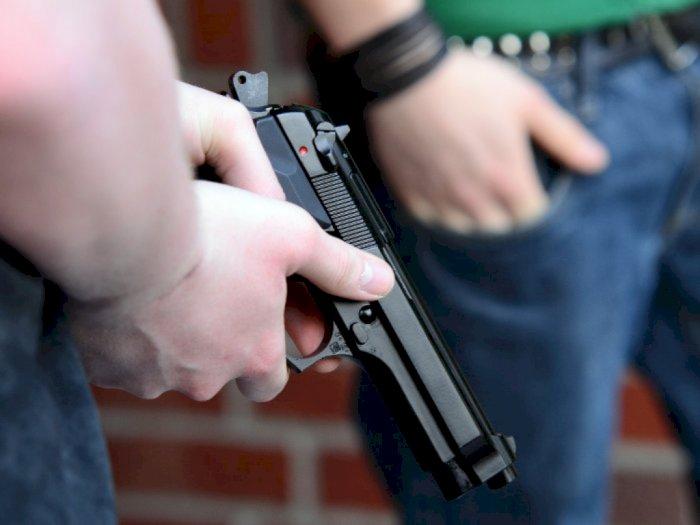 Oknum Polisi Tembak Istri dan Anggota TNI di Sulsel, Diduga karena Asmara