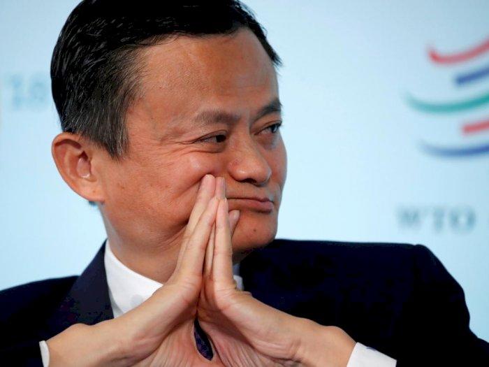 Setelah Alibaba, Kini Jack Ma Juga Resmi Mundur dari SoftBank