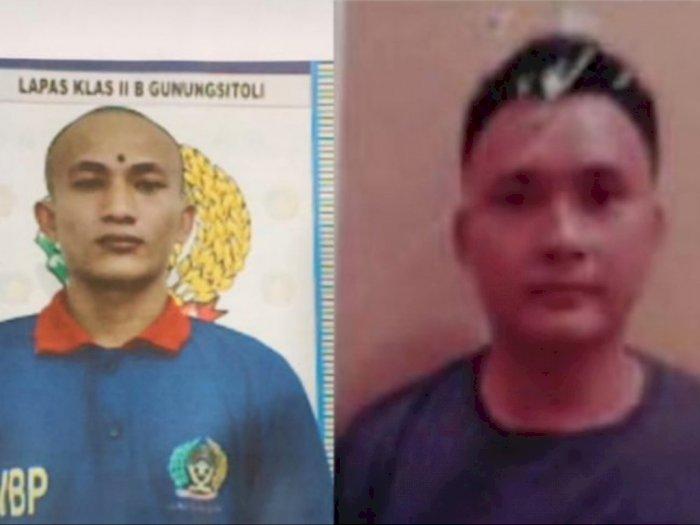 Dua Tahanan Lapas Kelas II B Gunungsitoli Kabur dengan Panjat Tembok