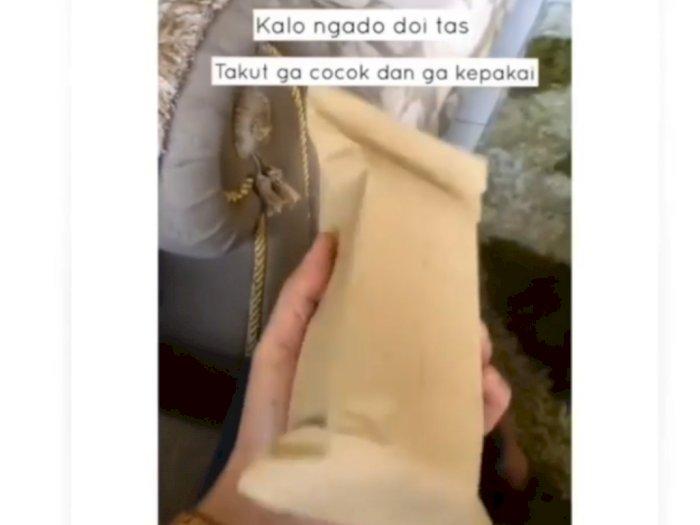Seorang Cowok Kasih Hadiah Sederhana ke Pacarnya, Malah Dibully Netizen