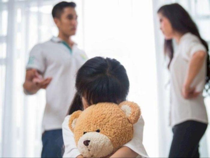 Cegah Anak Jadi Broken Home, Ini yang Harus Dilakukan Orangtua Setelah Bercerai