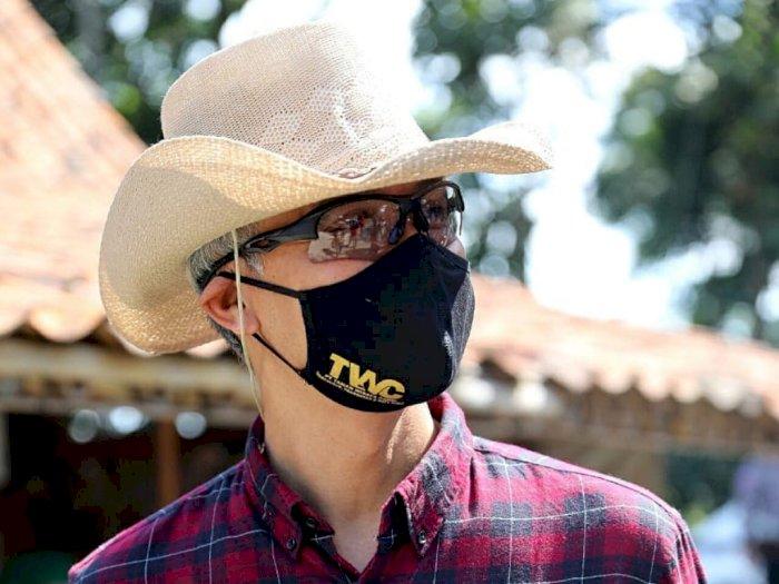 Terkait Penerapan Normal Baru di Jateng, Ganjar: 'Ojo Kesusu'
