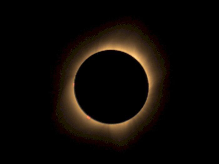 21 Juni Mendatang, Gerhana Matahari Cincin Bakal Hiasi Langit Bengkulu