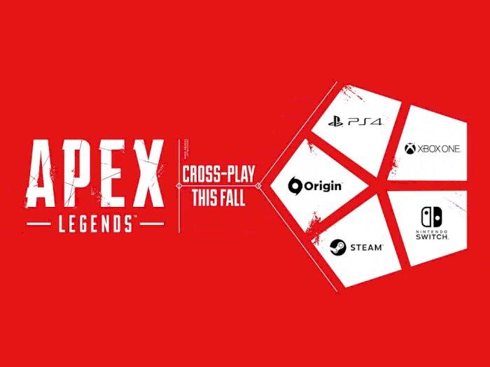 Apex Legends Siap Tuju Steam dan Nintendo Switch dengan Fitur Cross-Play