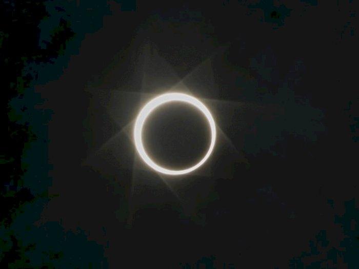 Saksikan Live Streaming Gerhana Matahari Cincin Siang Ini, Ini Link-nya