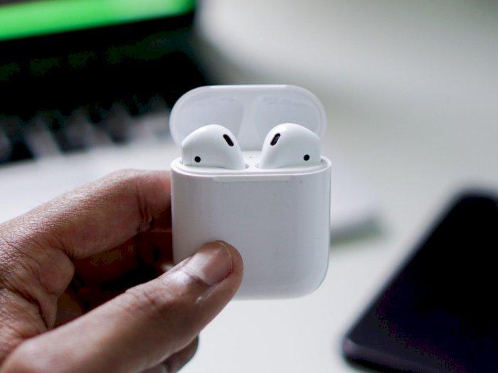 Update iOS 14 Disebut Dapat Perpanjang Umur Baterai dari AirPods