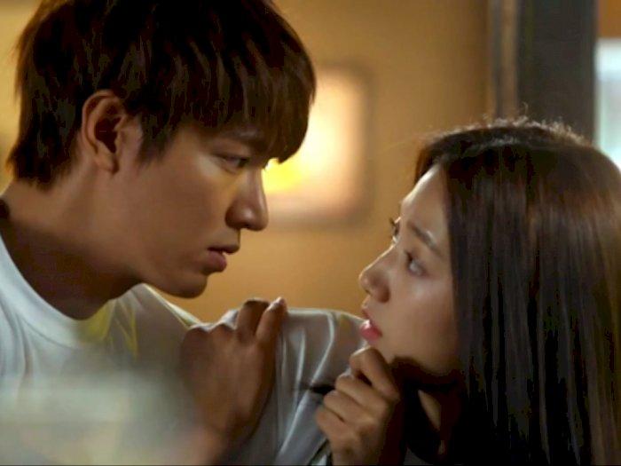 Park Shin Hye Kenang Adegan Ciuman di The Heirs, Lee Min Ho: Dilakukan Berulang Kali