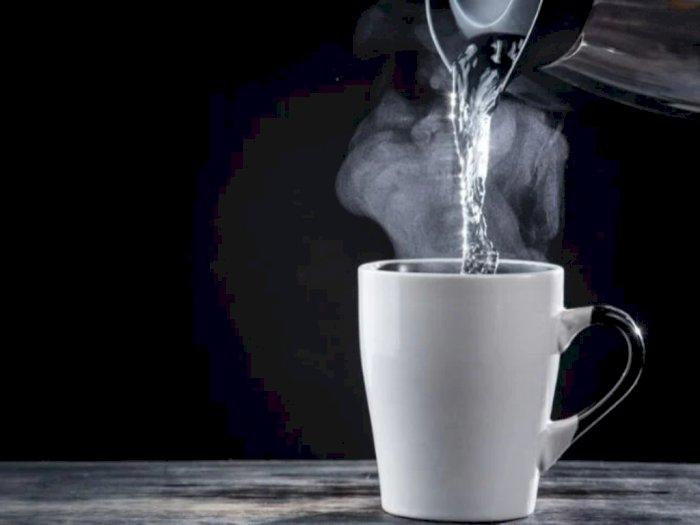 Rajin Minum Air Panas, Benarkah Bikin Cepat Langsing?