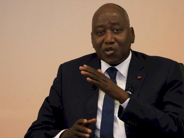 PM Pantai Gading Amadou Gon Coulibaly Meninggal Akibat Serangan Jantung