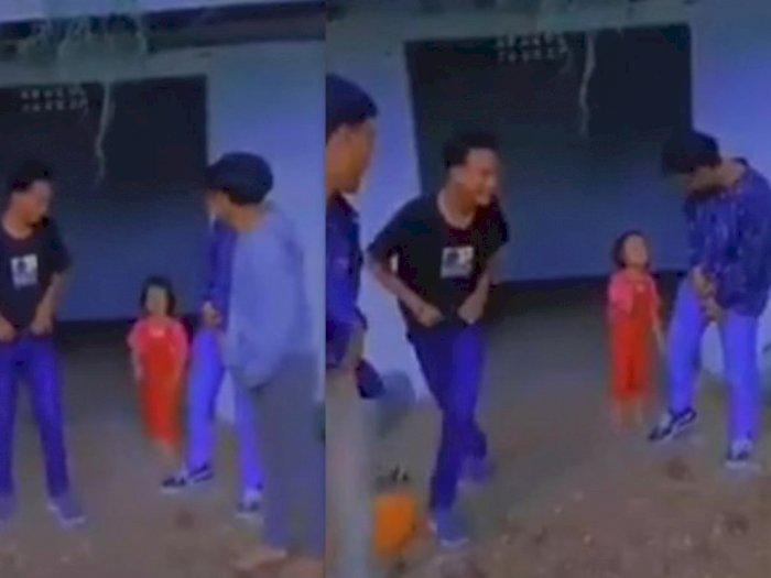 Video Remaja ABG Parodikan Pedofil yang Libatkan Anak Kecil Tuai Kecaman, Minta Dihapus