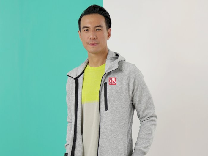 Koleksi Sport Wear Uniqlo Gandeng Daniel Mananta untuk Sebarkan Semangat Hidup Sehat