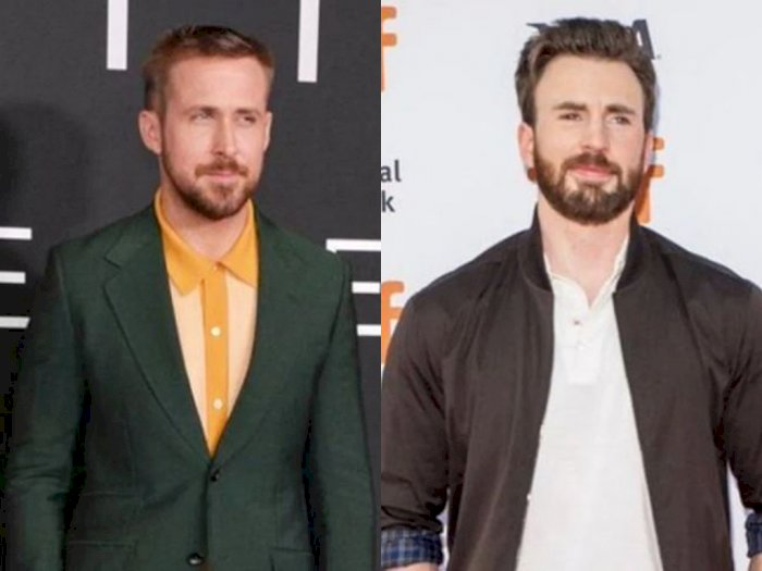 "Pertarungan Ryan Gosling dan Chris Evans di Film ""The Grey Man"""
