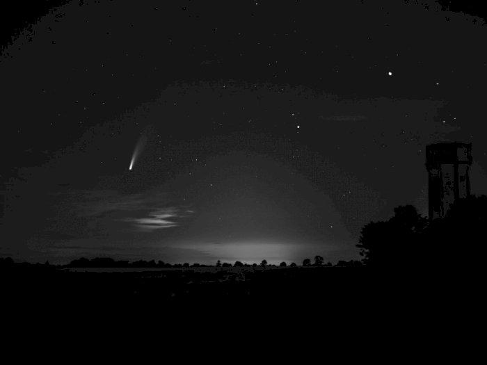Momen Langka, Besok Komet Neowise akan Melintas di Langit di Indonesia
