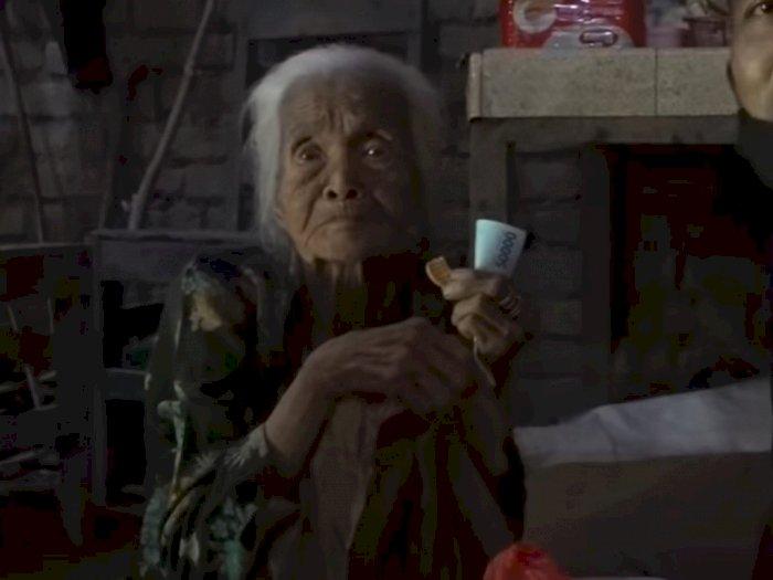 Kisah Pilu Mbah Saminem, Tukang Pijat yang Hidup Sebatang Kara, Pernah Dibayar Rp1000
