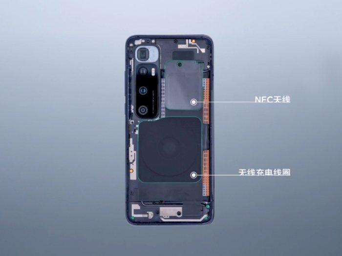Xiaomi Perlihatkan Seperti Apa Komponen dari Smartphone Mi 10 Ultra!