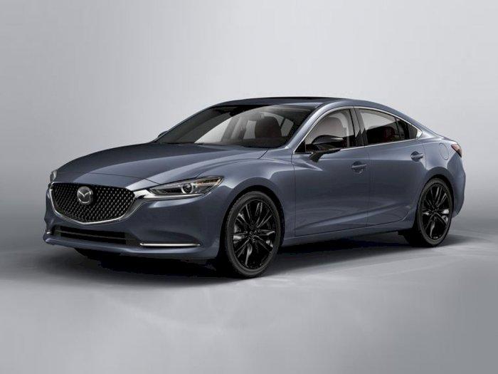 Mobil Mazda 6 2021 Hadirkan Peningkatan Torsi dan Sejumlah Fitur Baru!
