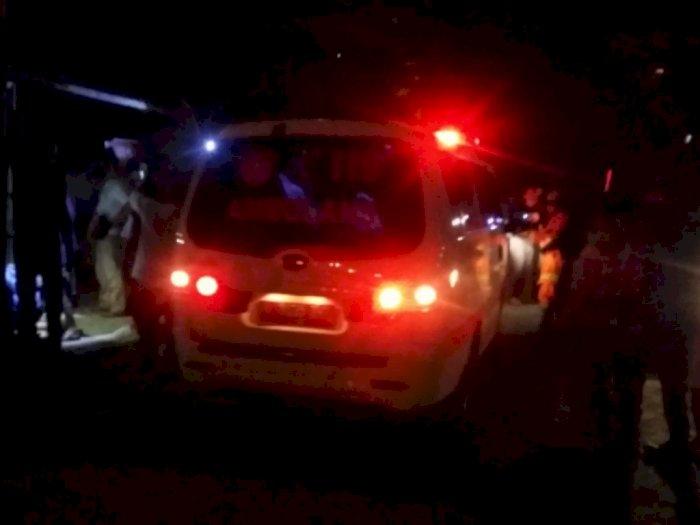 Polisi Ungkap Penyebab Ledakan Tabung Gas Balon di Pancoran Mas Depok