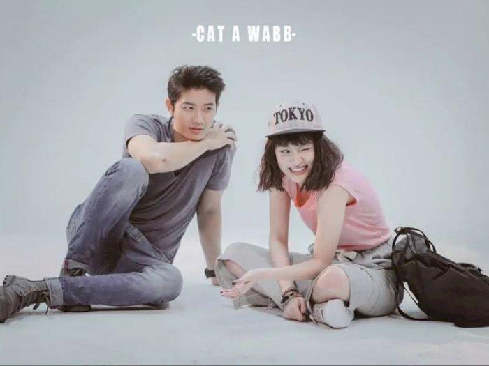 "Sinopsis Film Komedi Thailand ""Cat a Wabb (2015) "" - Kisah Cinta Lucu Anak Magang"