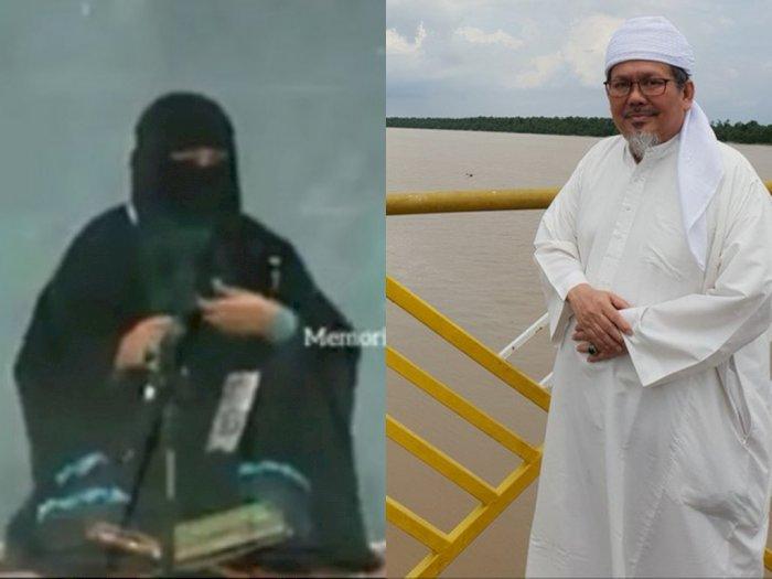 Ustadz Tengku Zulkarnain Beri Hadiah Umroh untuk Peserta MTQ Penolak Lepas Cadar
