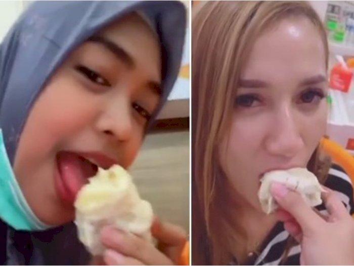 Ria Ricis Panen Hujatan, Usai Beri Durian yang Diduga Sudah Dijilat Kepada Temannya