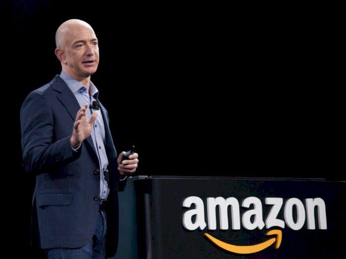 Pandemi tak Halangi Amazon Buka Lowongan Kerja