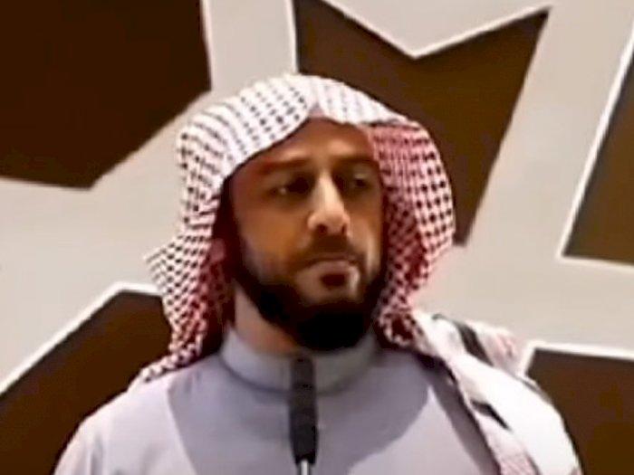 Video Syekh Ali Jaber Sebelum Ditusuk, Singgung Ketidakadilan dan Bahaya Negara Sekuler