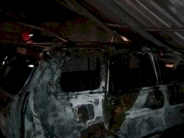 Api Bakar 2 Rumah dan 1 Mobil di Medan Tuntungan
