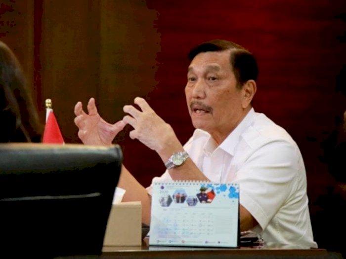 Aktivitas Warga DKI Bergeser, Menko Luhut Minta Pengetatan Protokol Kesehatan di Bodetabek