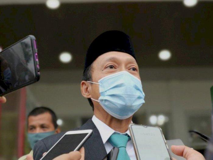 Akhyar Nasution Non Aktif, Arif Sudarto Pimpin Kota Medan