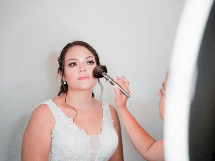 Tampil Cantik di Hari Pernikahan, Begini Tips Makeup yang Harus Diterapkan