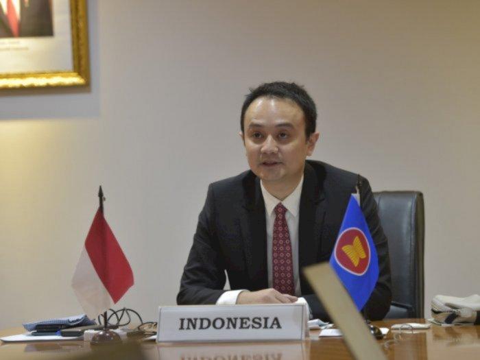 Wamen Jerry Sambuaga Berharap Kabupaten Bintan Jadi Pemasok Sayur dan Buah Ke Singapura