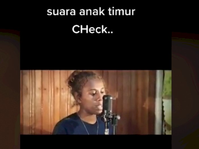 Suara Anak Timur Ini Bikin Merinding bak Penyanyi Internasional, Dikomentari BCL