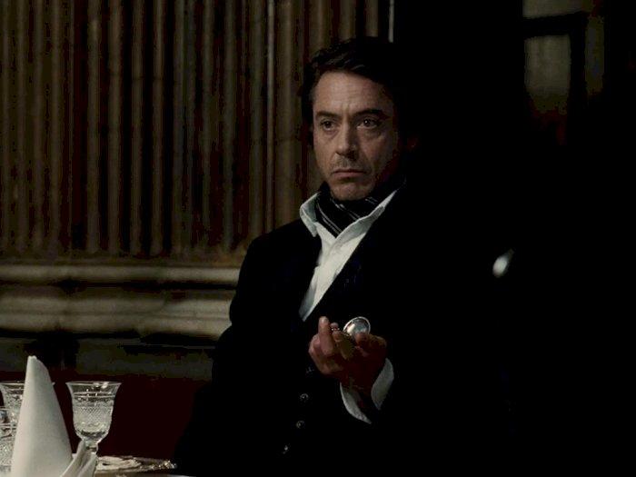Robert Downey Jr Ingin Ciptakan Sherlock Holmes Universe Seperti MCU