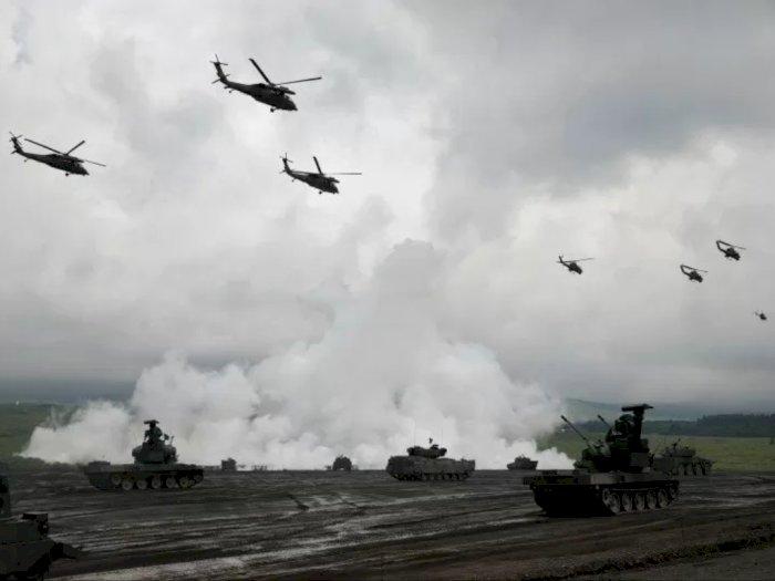 Imbangi Dominasi Kekuatan, Jepang Akan Teken Kerjasama Ekspor Senjata ke Vietnam