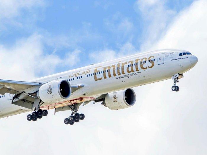 Maskapai Emirates Kembali Buka Fasilitas Andalannya dengan Protokol Kesehatan