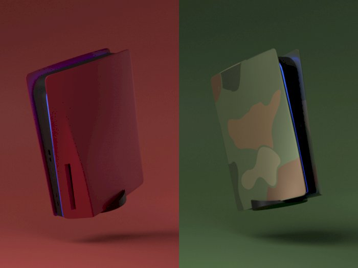 Casing Console PlayStation 5 Buatan Pihak Ketiga Kini Bisa di Pre-Order!