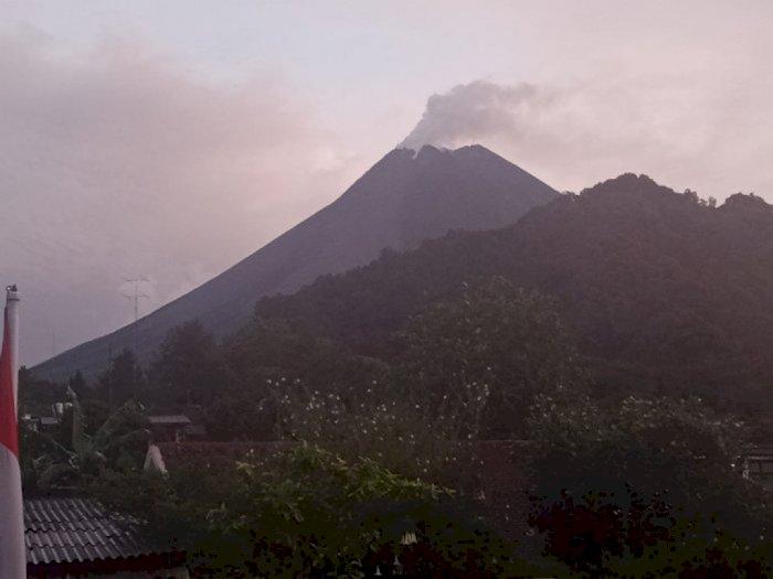 Status Gunung Merapi Naik Jadi Siaga, Pelaku Wisata Jangan Nekat
