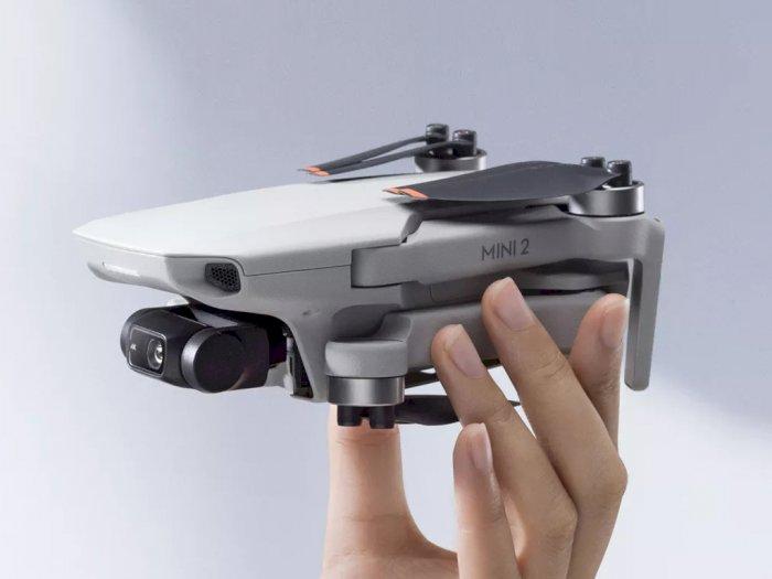 DJI Mini 2 Resmi Hadir Sebagai Drone Baru yang Mudah Dibawa Kemana-Mana