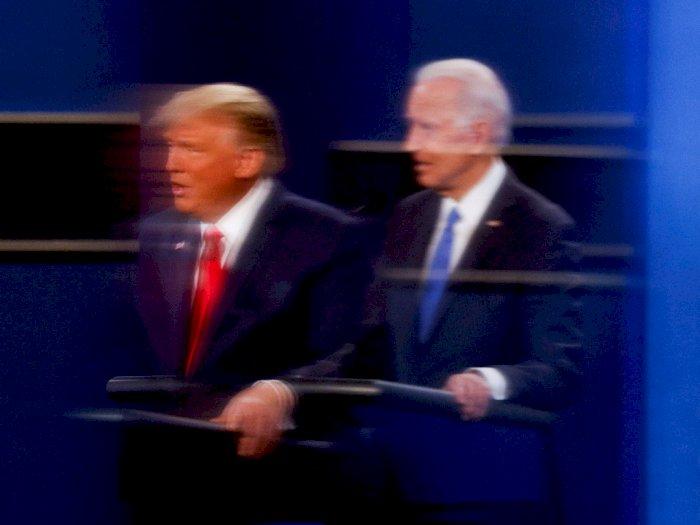 Pernghitungan Telah Capai 95%, Biden Unggul Sementara di Pennsylvania