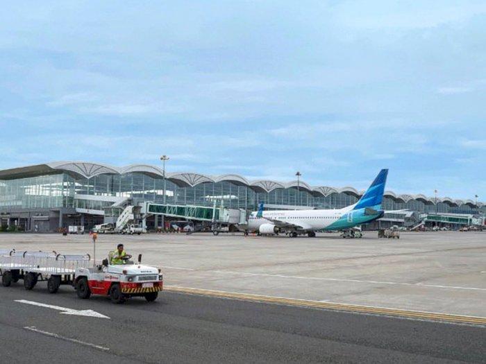 Tertinggi Sejak Pandemi, Penumpang di Bandara Kualanamu Kini Capai 10.000 Orang per Hari